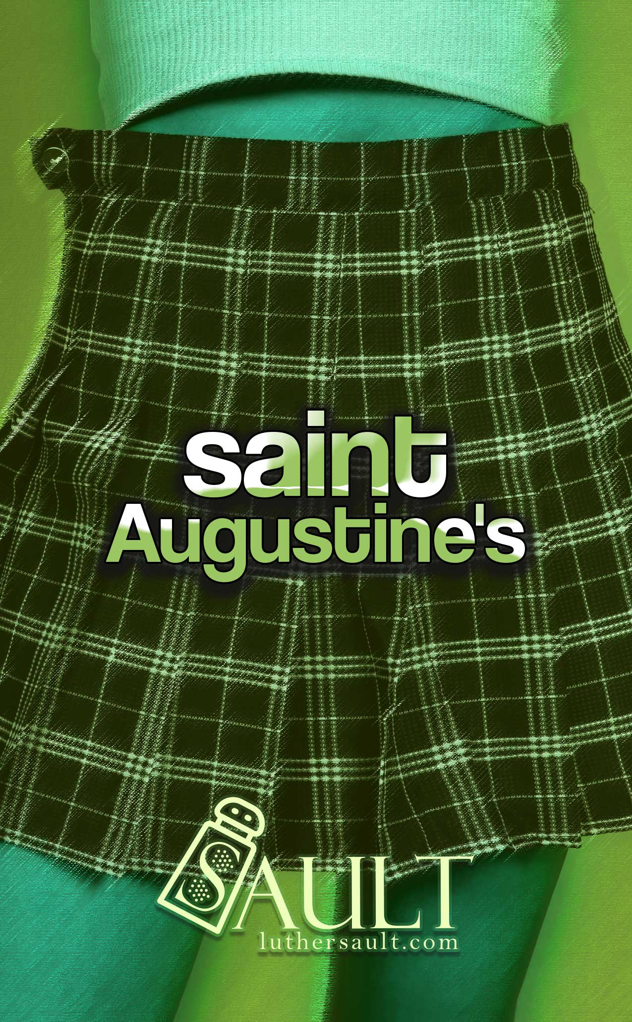 St Augustine's Story Cover
