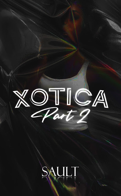 Xotica Part 2, Official Cover