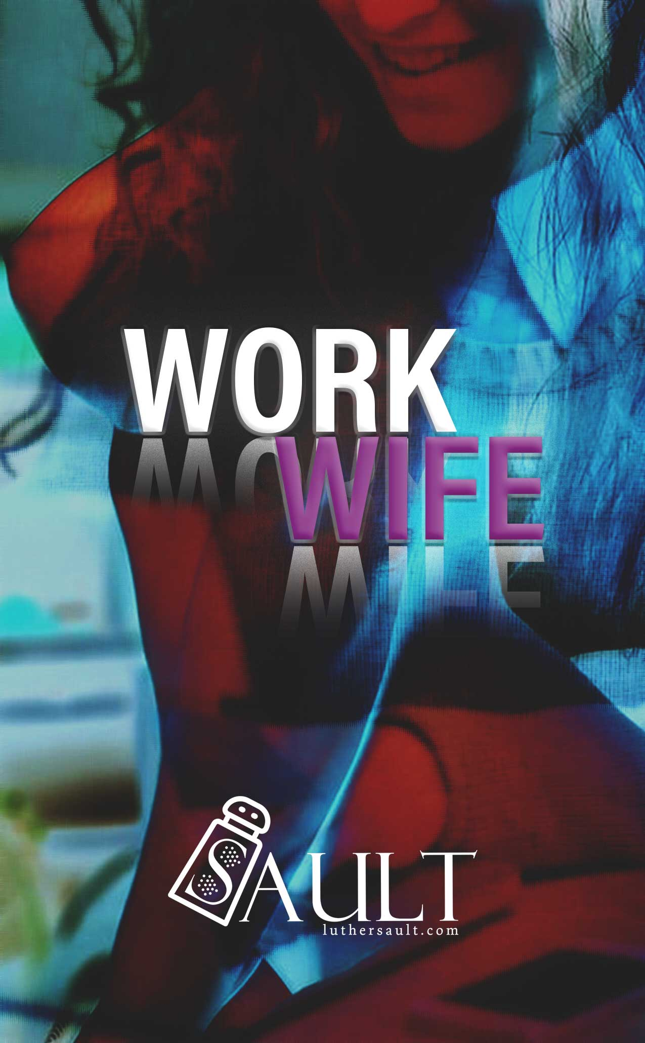 Work Wife Erotic Fiction Cover