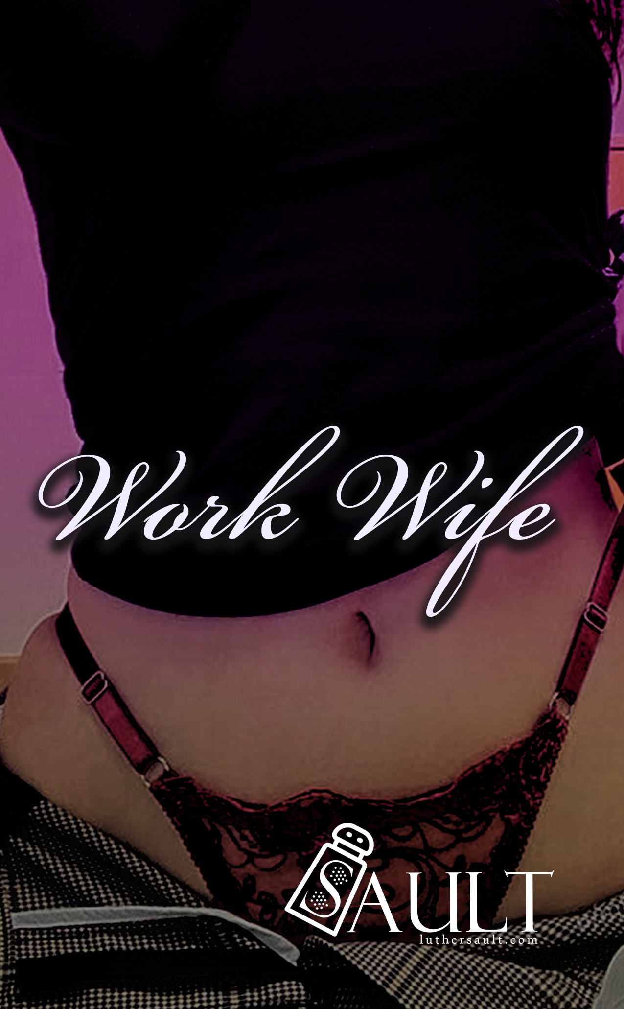 The Work Wife Official Story Cover